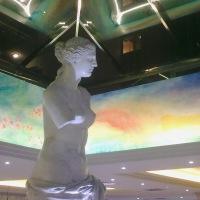 Récepción del Hotel Venus, Benidorm